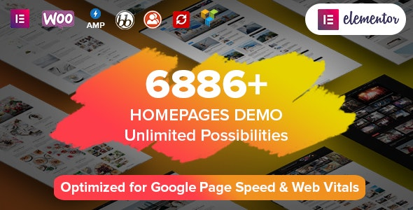 Soledad - Multi-Concept Blog Magazine AMP WordPress Theme - Personal Blog / Magazine