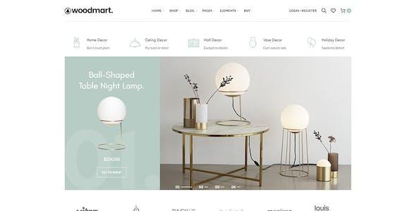 WoodMart - Multipurpose WooCommerce Theme