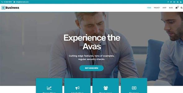 Avas - Elementor WordPress Theme