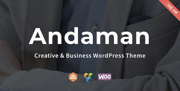 Andaman - Creative & Business WordPress Theme