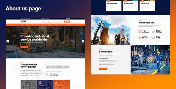 UDU - Multipurpose HTML Template