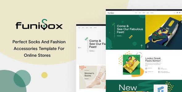 Leo Funisox - Socks And Fashion Prestashop Theme