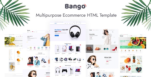 Bengo - Multipurpose eCommerce HTML Template - Shopping Retail