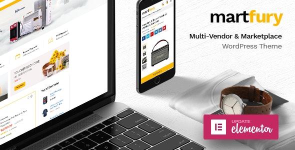 Martfury - WooCommerce Marketplace WordPress Theme - WooCommerce eCommerce