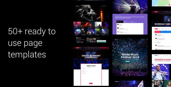 Grand Conference   Event WordPress