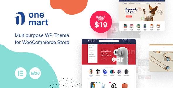 Onemart - Multipurpose eCommerce WordPress Theme - WooCommerce eCommerce