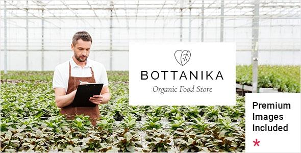 Bottanika - Organic Food Store - Food Retail