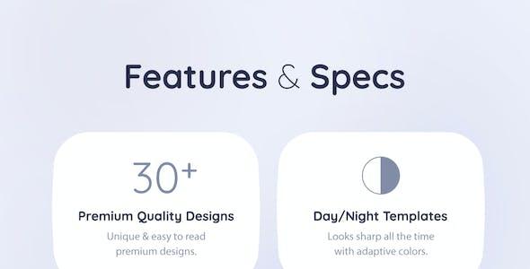 Signal | News Publishing App Figma Template
