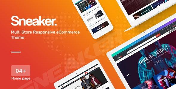 Sneaker - Shoes Theme for WooCommerce WordPress - WooCommerce eCommerce
