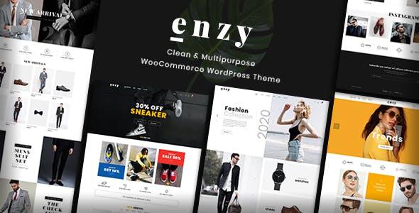 Enzy - Multipurpose WooCommerce WordPress Theme