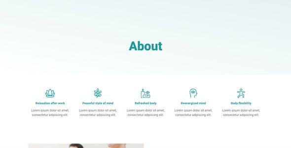 Yogado - Yoga & Meditation Elementor Template Kit
