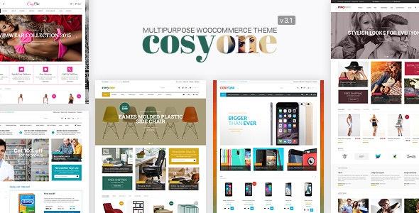 CosyOne - Multipurpose Woocommerce Theme - WooCommerce eCommerce