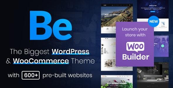 Betheme | Responsive Multipurpose WordPress & WooCommerce Theme - Business Corporate