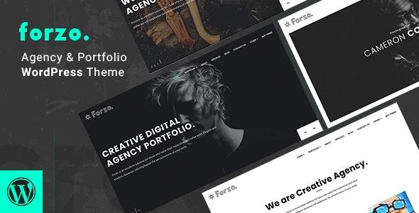 Forzo - Creative Agency & Portfolio Theme - Portfolio Creative