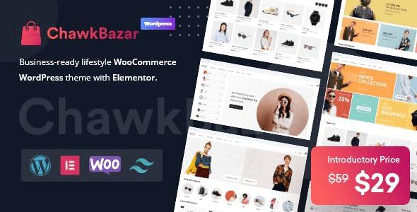 ChawkBazar - Lifestyle WooCommerce WordPress theme - Fashion Retail