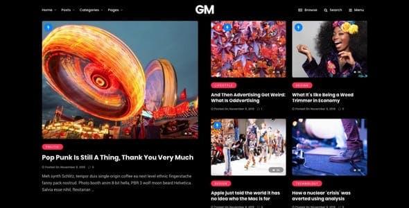 Grand Magazine | Blog WordPress
