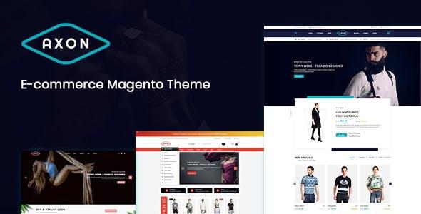 Axon - Responsive Magento 2 Theme
