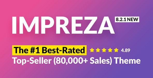 Impreza – Multi-Purpose WordPress Theme - Creative WordPress