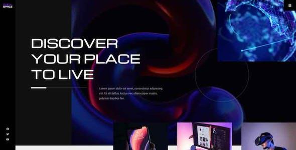 QuickSpace - Creative Business Elementor Template Kit