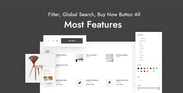 Babo - Modern & Flexible WooCommerce Theme