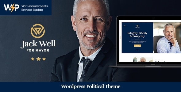 Jack Well v1.0.3 – Elections Campaign & Political Theme