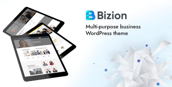 Bizion - Multipurpose WordPress Theme