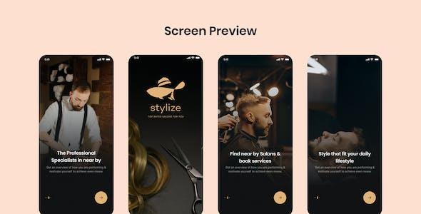 Stylize - Barber & Salon App