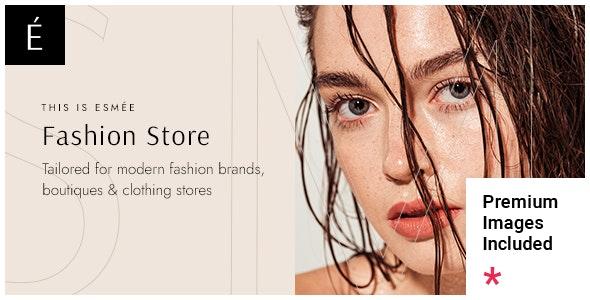 Esmée - Fashion Store - WooCommerce eCommerce