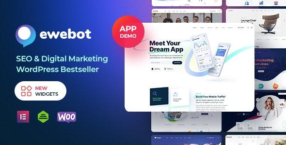 Ewebot - SEO Marketing Digital Agency - Marketing Corporate