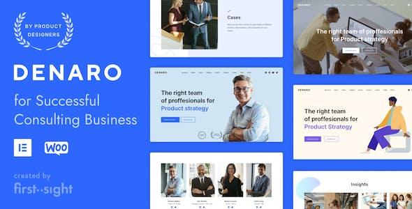 Denaro — Consulting WordPress