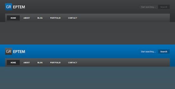 GREPTEM - Business & Portfolio xHTML Theme