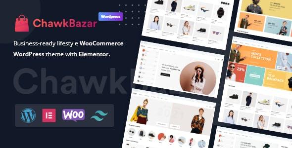 ChawkBazar - Lifestyle WooCommerce WordPress theme