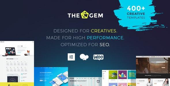 TheGem - Creative Multi-Purpose & WooCommerce WordPress Theme - Creative WordPress