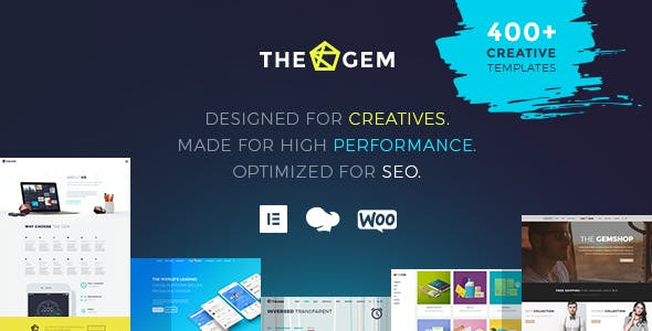 TheGem - Creative Multi-Purpose & WooCommerce WordPress Theme