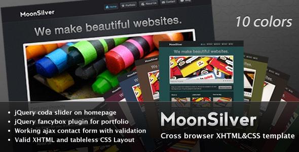 MoonSilver - Portfolio Creative