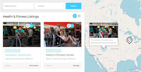 Olomo – Advance Business Directory & Listings WordPress Theme
