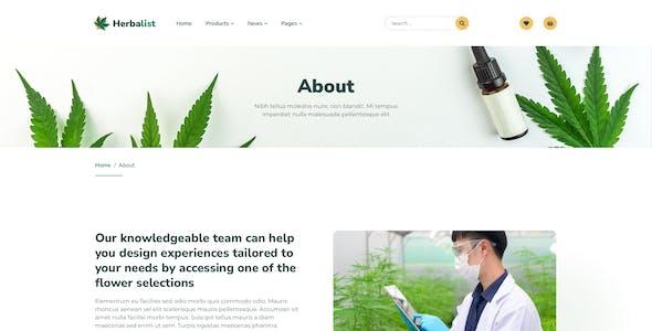 Herbalist – Medical Marijuana Store for Sketch