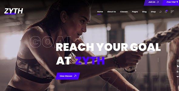 Zyth - Fitness Gym