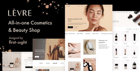 Levre — Cosmetics Beauty Shop