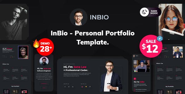 InBio - Personal Portfolio