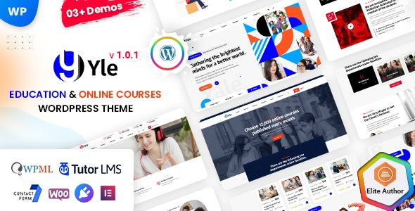 Yle Education - Education WordPress