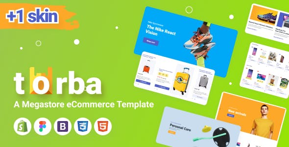 Torba Shopify Theme - Wholesale Website Design for Marketplace and Retail