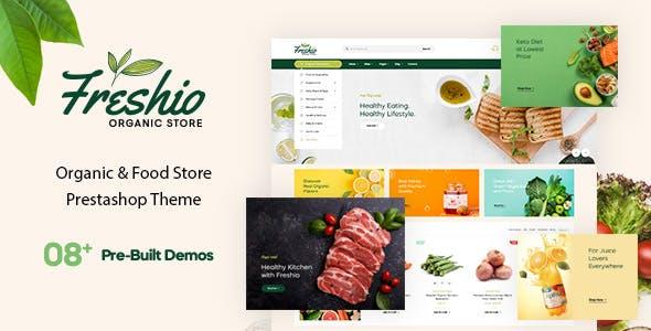 Freshio - Organic & Food Store