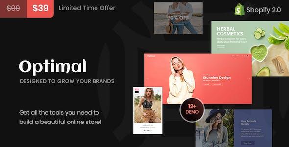 Optimal Multipurpose Shopify Theme