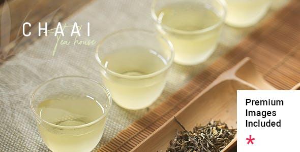 Chaai - Organic Tea Shop Theme