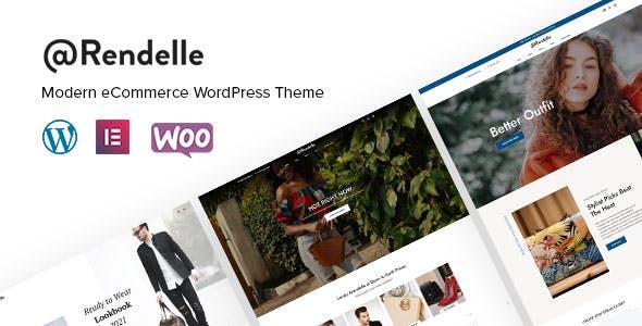 Arendelle | Modern eCommerce WordPress Theme