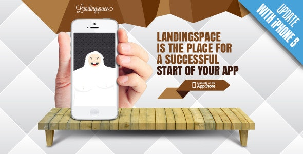 LandingSpace - Place for Successful Start - Apps Technology