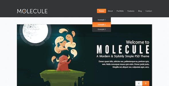 Molecule - PSD Template
