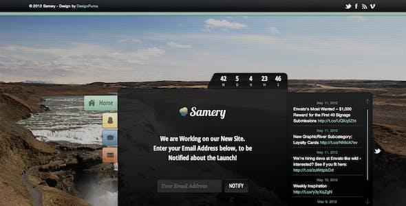 Samery - Under Construction Theme