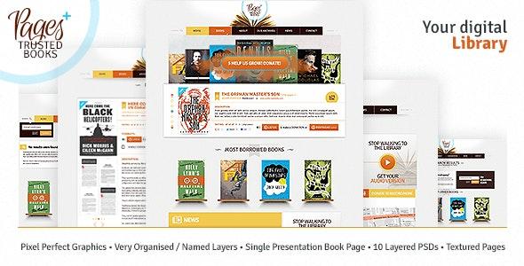 Pages Plus + - Nonprofit Photoshop